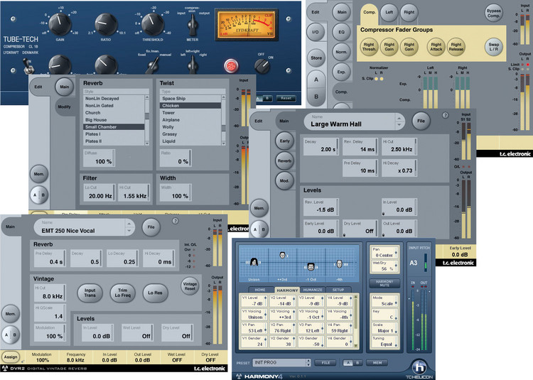Production Bundle TDM