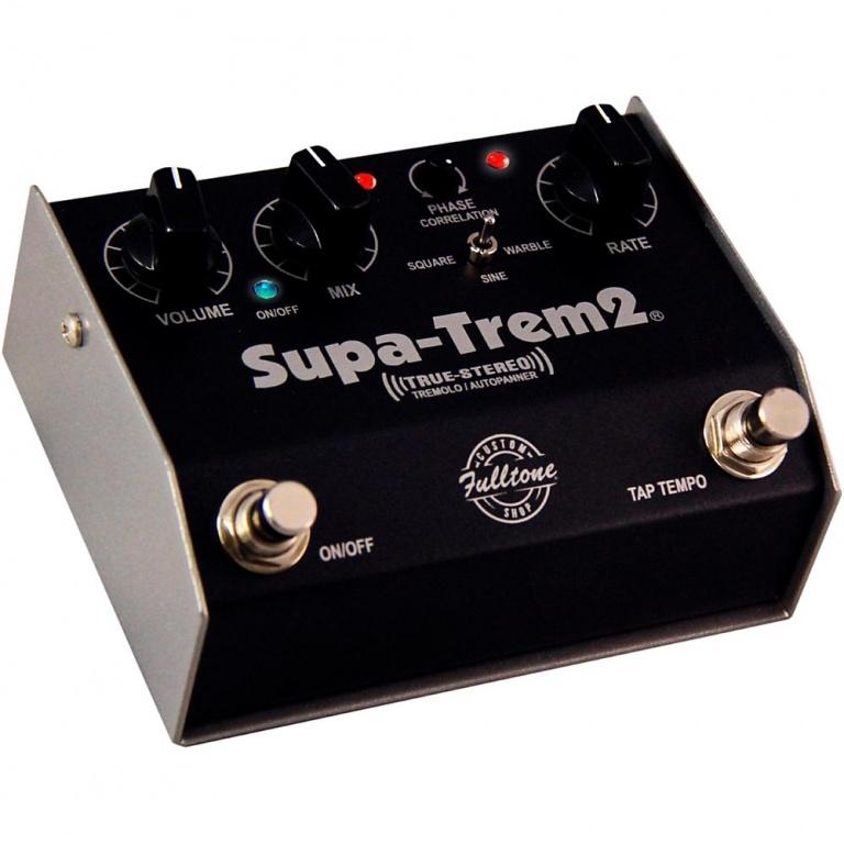 Supa-Trem2 Stereo Tremolo Pedal