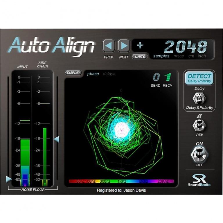 Auto-Align Plug-in