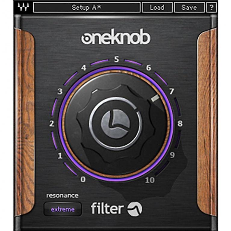 OneKnob Filter