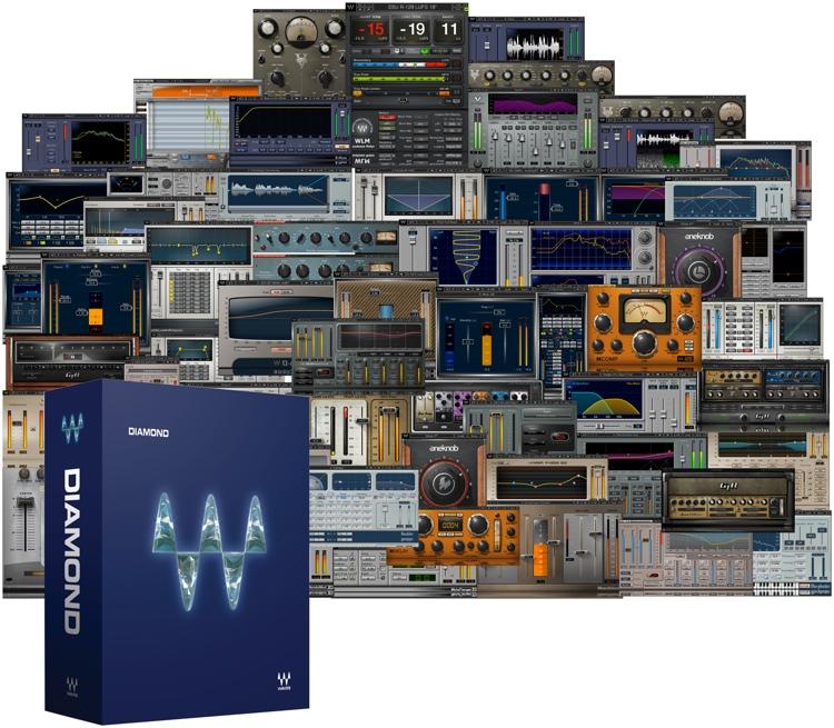 Waves Audio Diamond Bundle