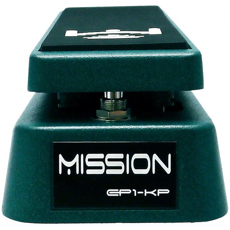 Expression Guitar Pedal for Kemper Green