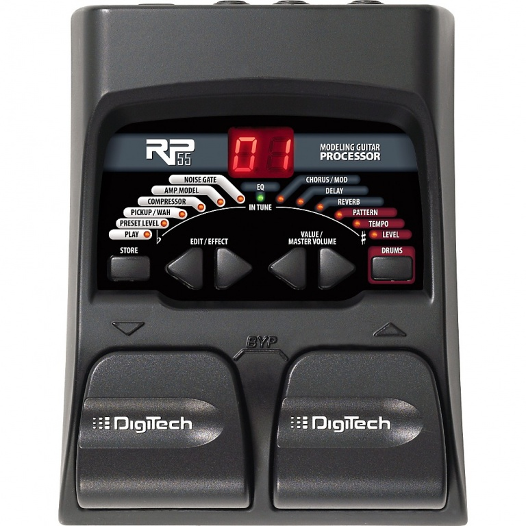 RP55 Multi Effects Pedal