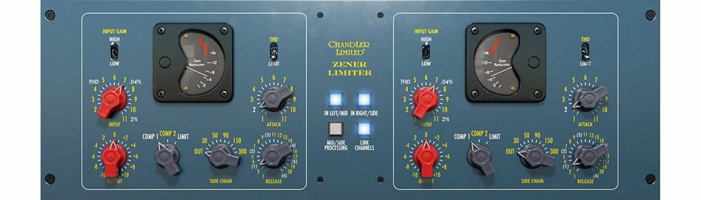Chandler Limited Zener Limiter