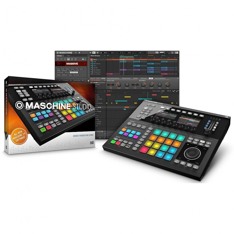 Maschine Studio - Black