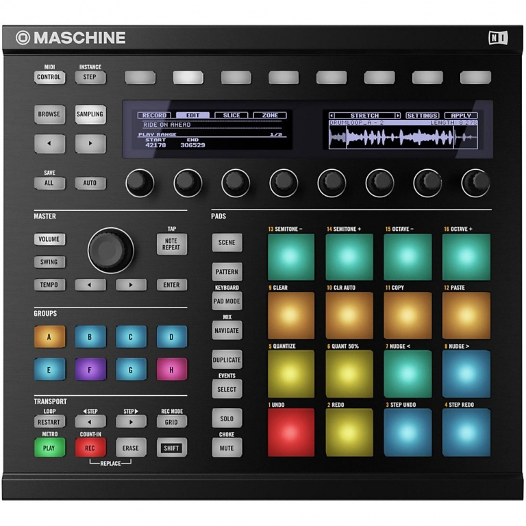 Native Instruments Maschine MK2 - Black
