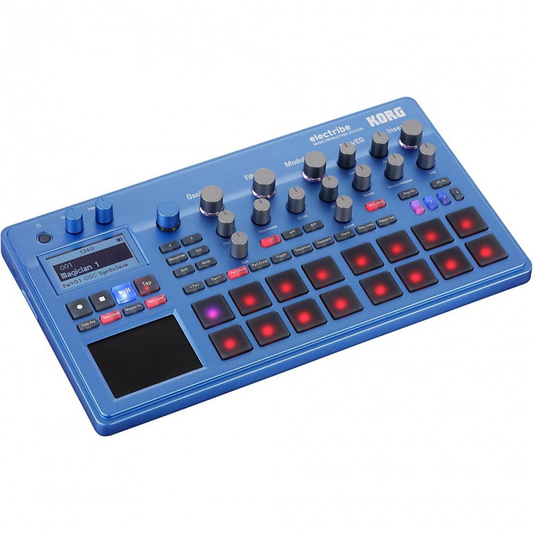 Electribe Sampler 2 Blue