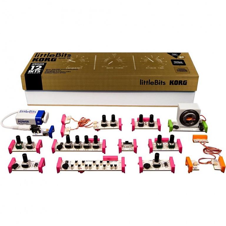 LittleBits Analog Synth Kit