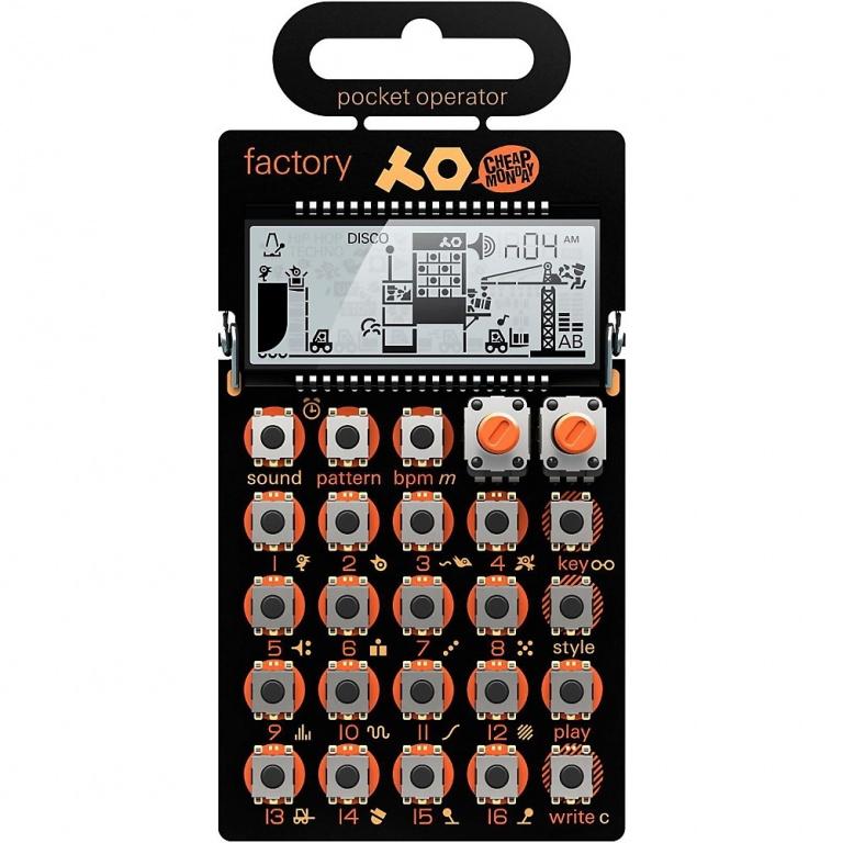 PO-16 Factory