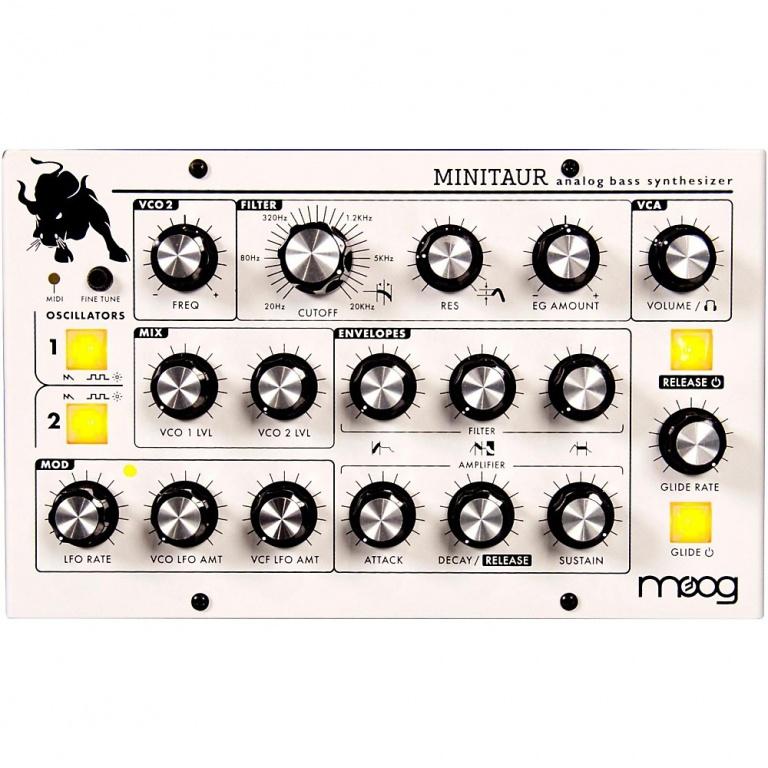 Minitaur  White (Rev 2)