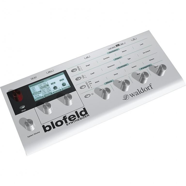 Blofeld Module - White
