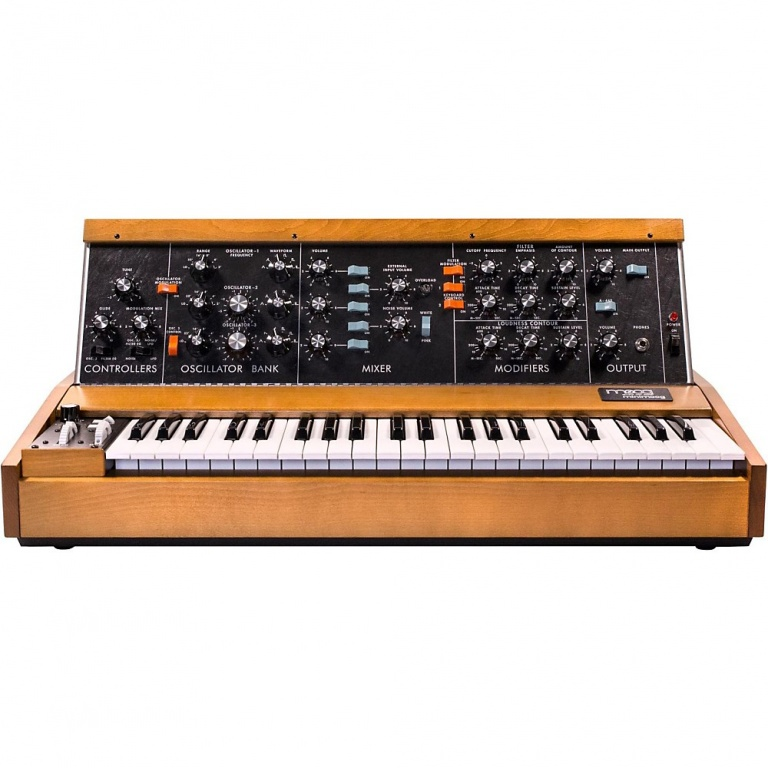 Minimoog Model D (reissue)