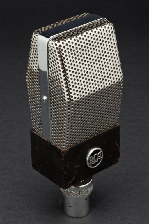 RCA 74B Junior Velocity ribbon mic