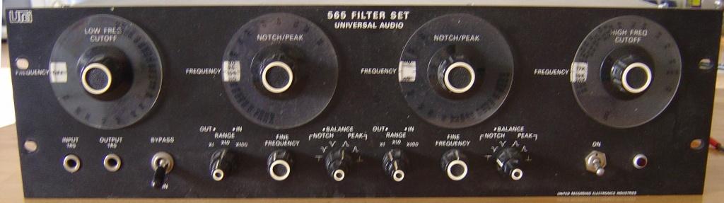 565 Filter Set