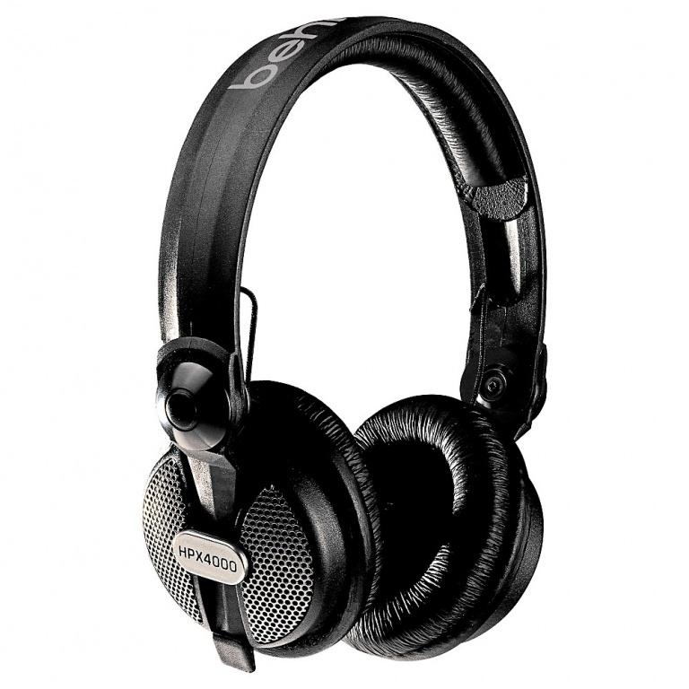 HPX4000 - Closed Circumaural DJ Headphones