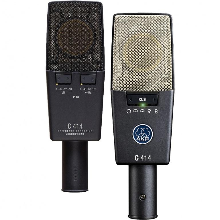 C414 XLS Stereo Set