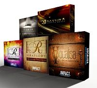 Impact Soundworks Orchestral Bundle