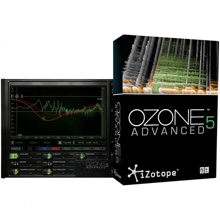izotope ozone 5 advanced keygen