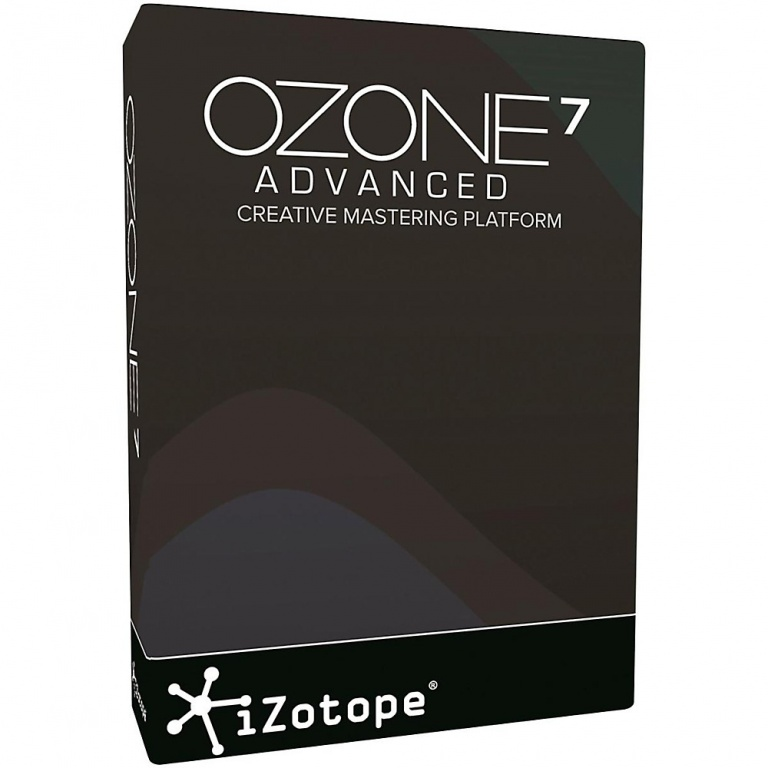 iZotope Ozone 7 Standard and Advanced