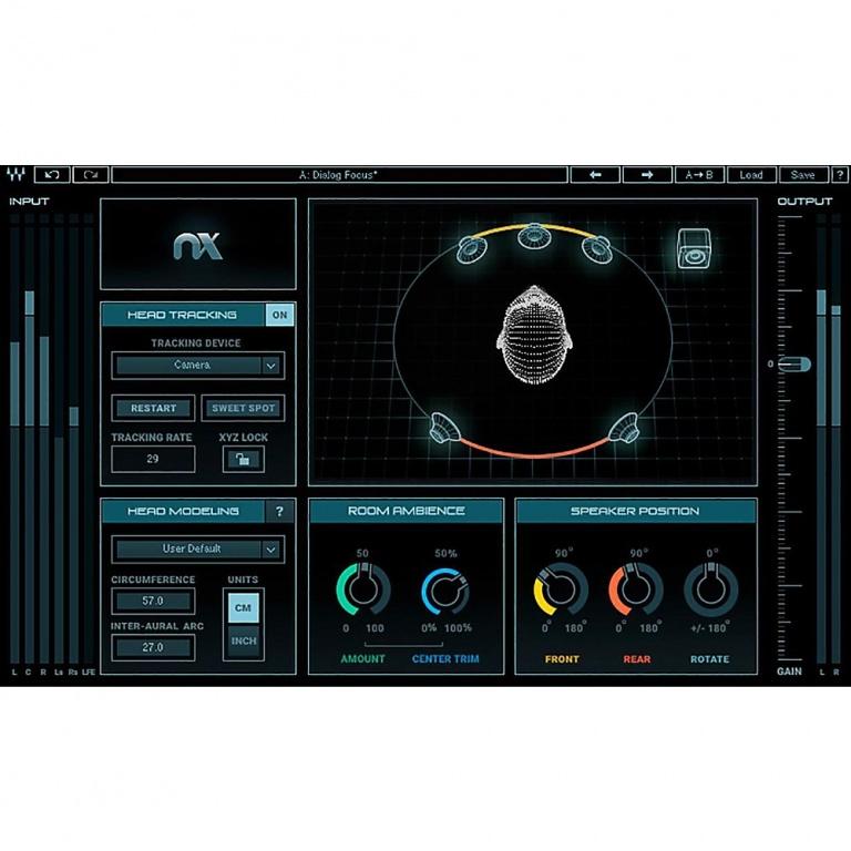 Nx - Virtual Mix Room over Headphones