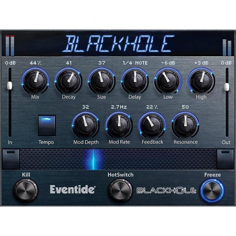 Blackhole Plug-in