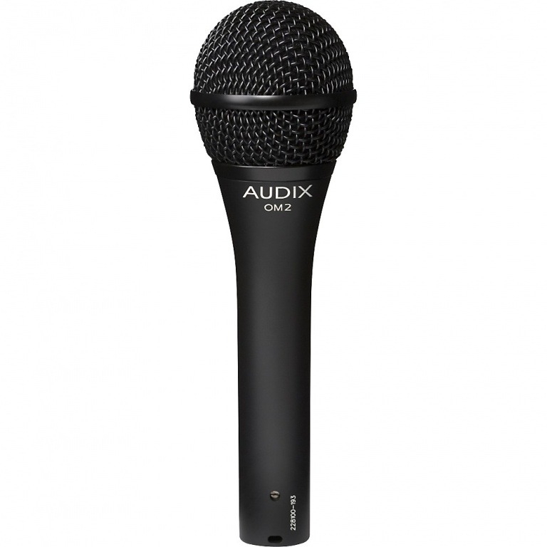 Audix OM2 dynamic (vocal and instrumental)