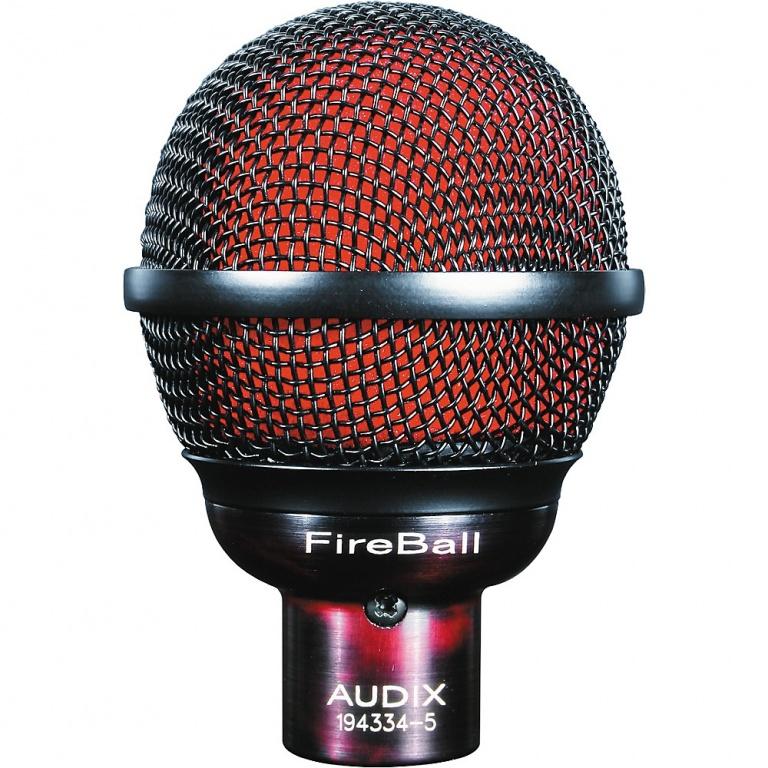 Audix Microphones FireBall