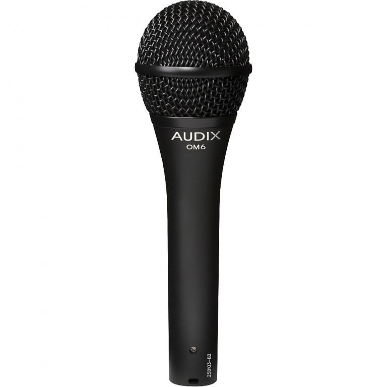 Audix Microphones OM6