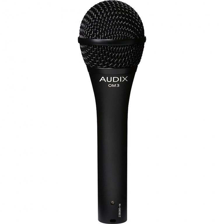 Audix Microphones OM3