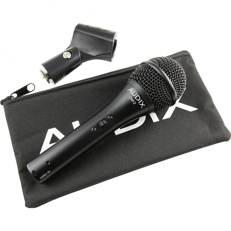 Audix Microphones OM-2s