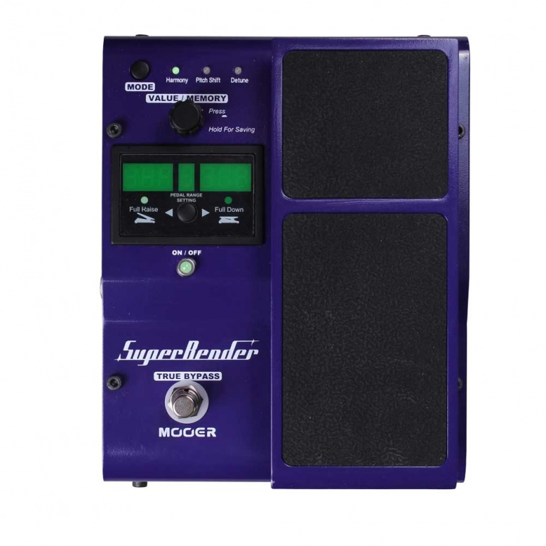 Mooer Audio Super Bender