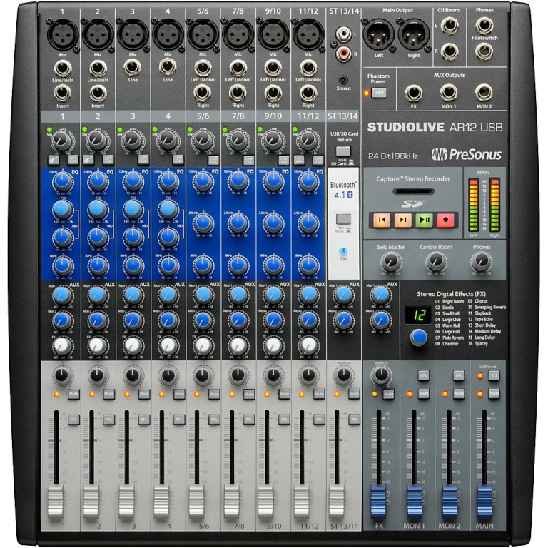 StudioLive AR12