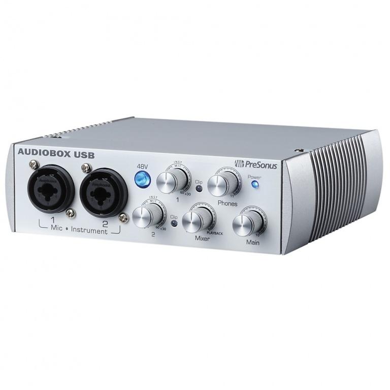 drivers audiobox 22vsl