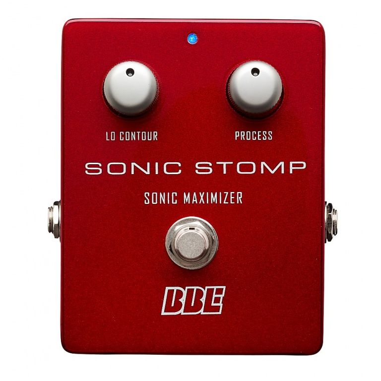 """BBE Sonic Maximizer """"Sonic Stomp"""" Guitar Pedal"""