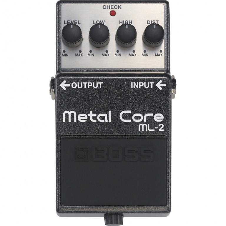 ML-2 Metal Core Distortion Pedal