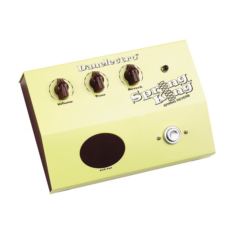 Danelectro Spring King Reverb User Review Gearslutz