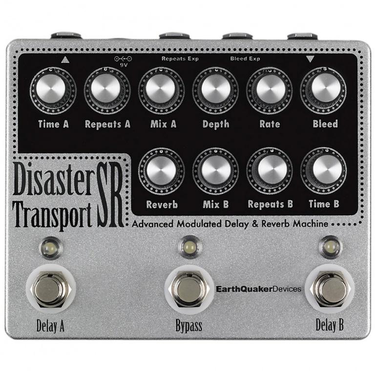 Disaster Transport SR Delay