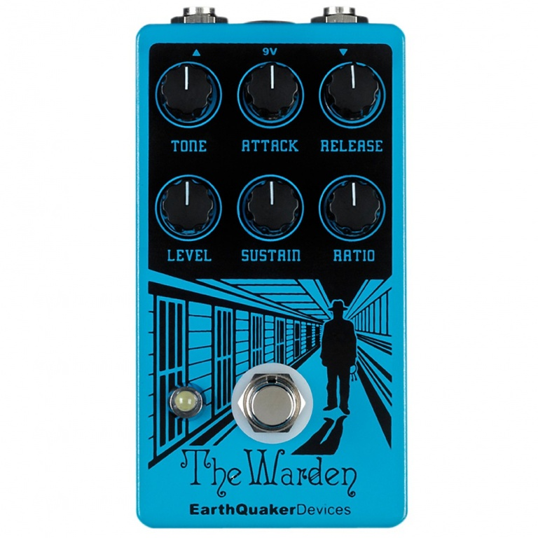 The Warden Pedal