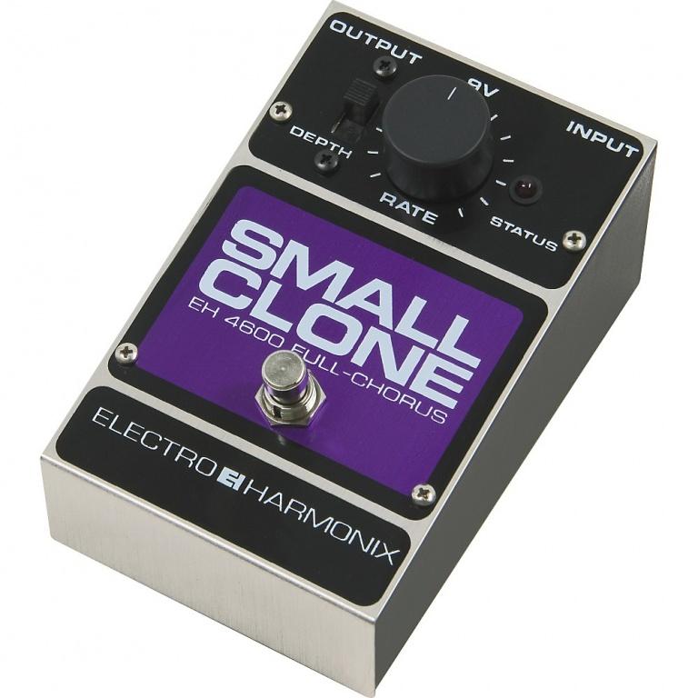 Small Clone Analog Chorus Pedal