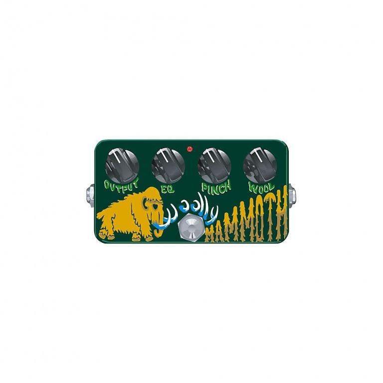 Woolly Mammoth Stomp Box