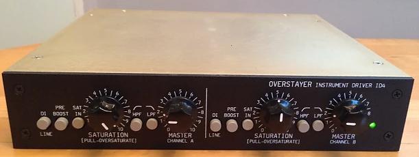 ID4 Instrument Driver