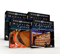 Chocolate Audio 88 Series Piano Bundle