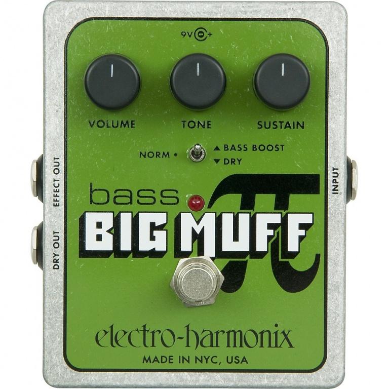 Bass Big Muff Pi Bass Fuzz Pedal