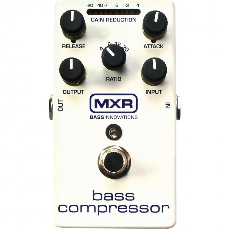 M87 Bass Compressor Pedal
