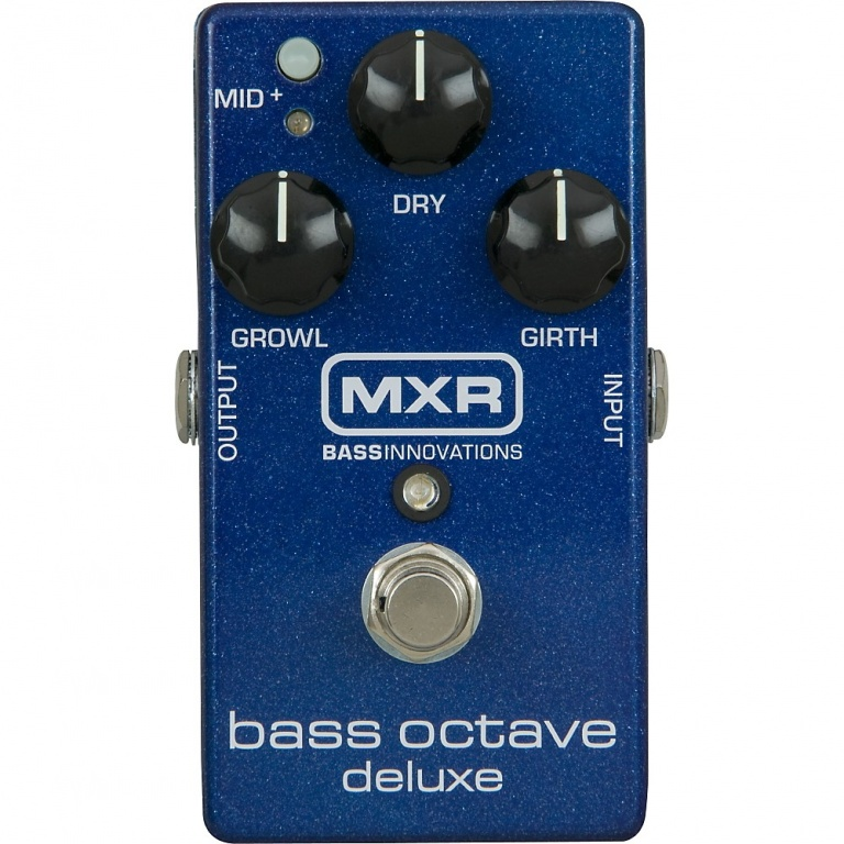 M288 Bass Octave Deluxe Pedal
