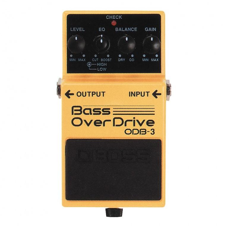 ODB-3 Bass Overdrive Pedal