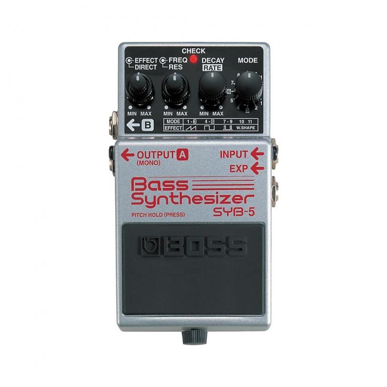 Boss Syb 5 Bass Synth