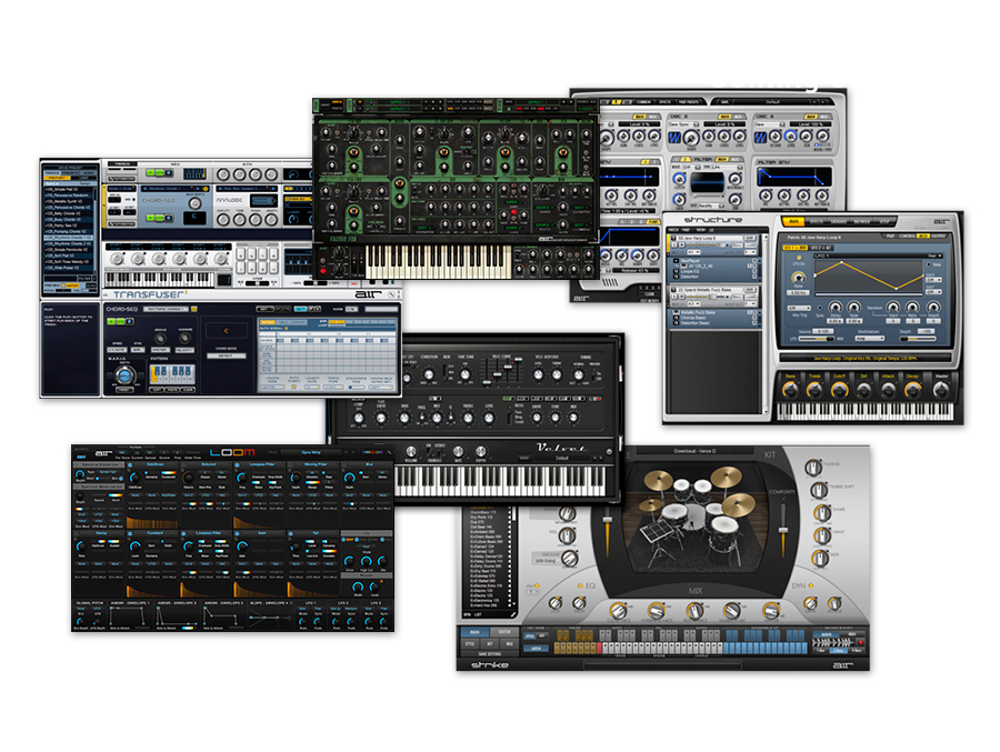 Instrument Expansion Pack