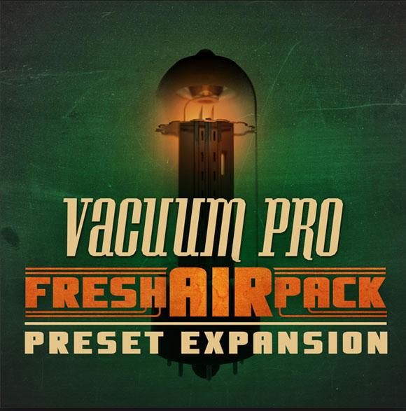 Fresh Air Pack Vol 1: Vacuum Pro