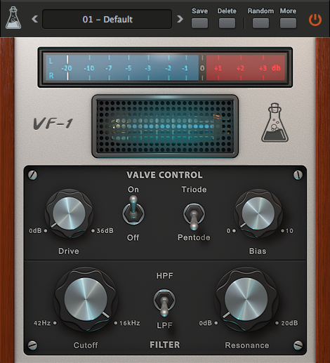 Valve Filter VF-1